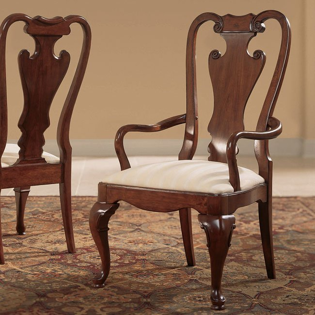 Cherry Dining Room Chairs: Cherry Grove Oval Dining Room Set American Drew