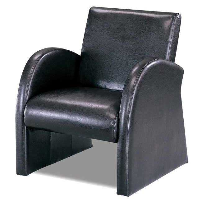 Vinyl Retro Styled Chair