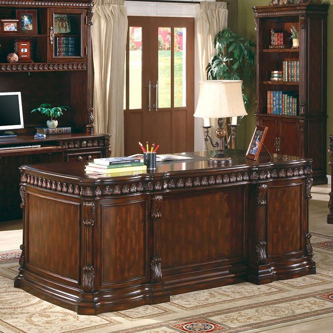 Union Hill Executive Desk