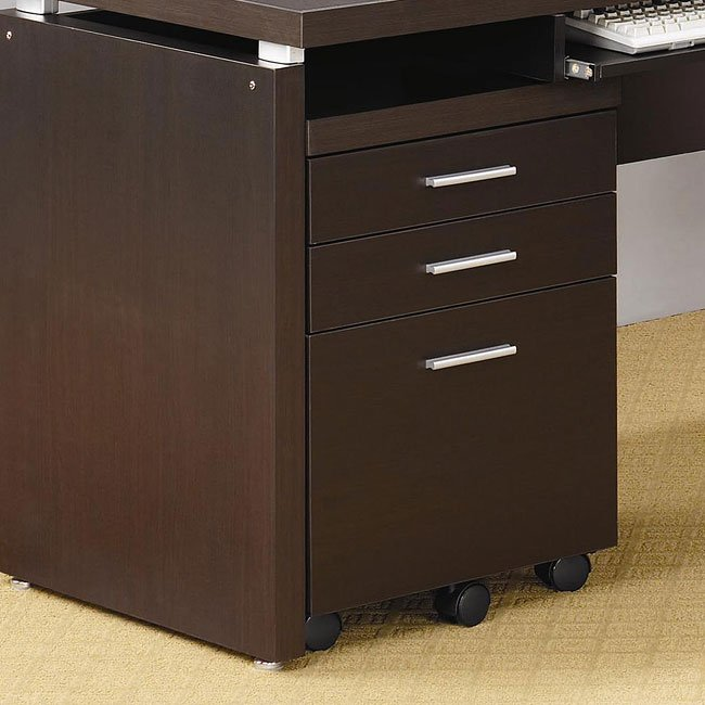 Papineau Wide File Cabinet