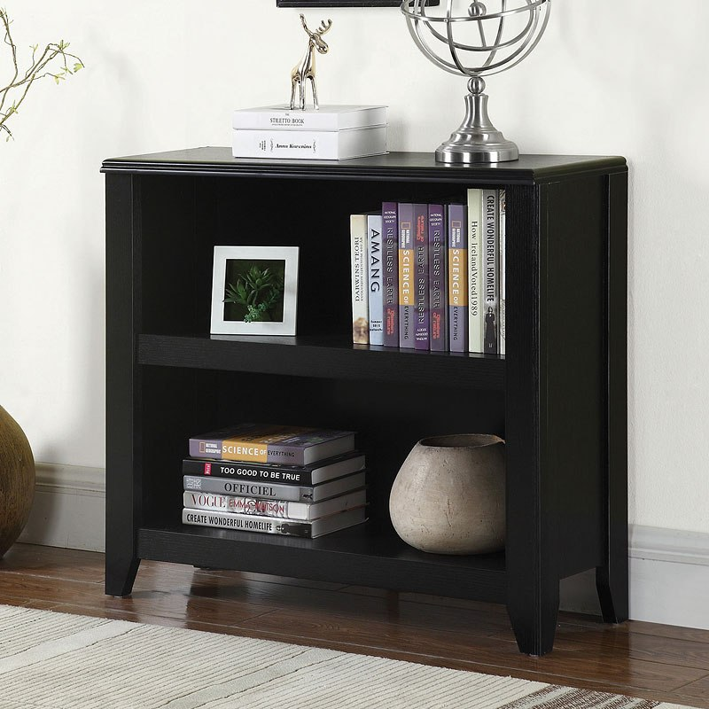 Preater 30-Inch Height Bookcase Coaster Furniture