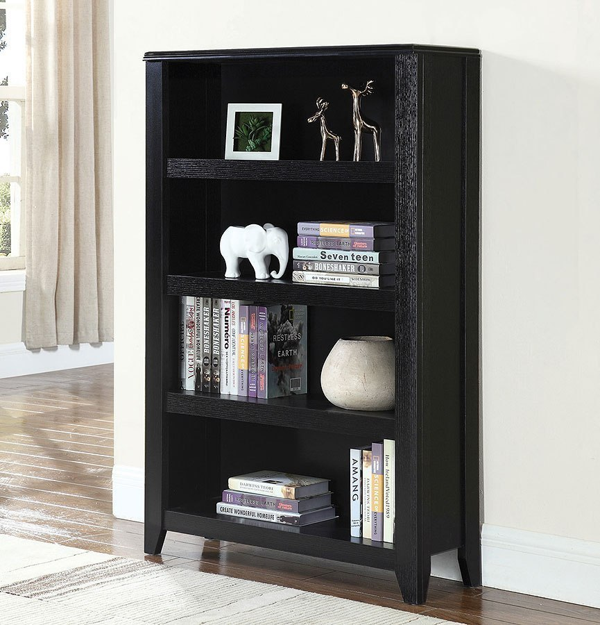 Preater 53-Inch Height Bookcase Coaster Furniture