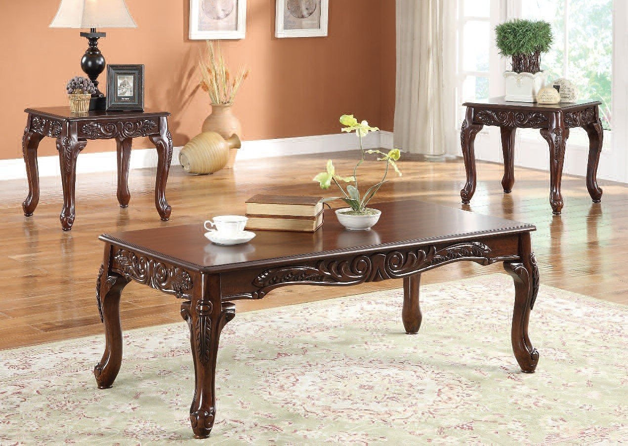 Fairfax 3 Piece Occasional Table Set
