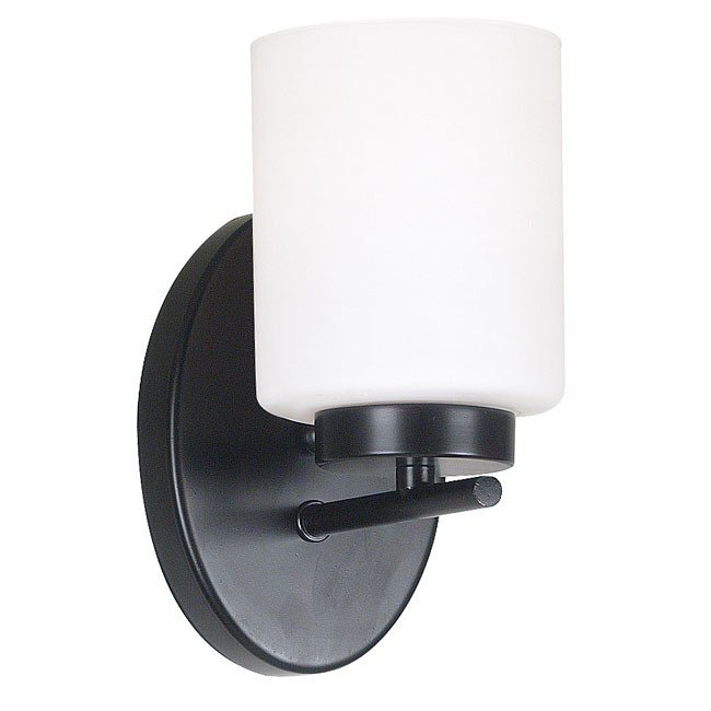 Mezzanine 1 Light Sconce (Bronze)