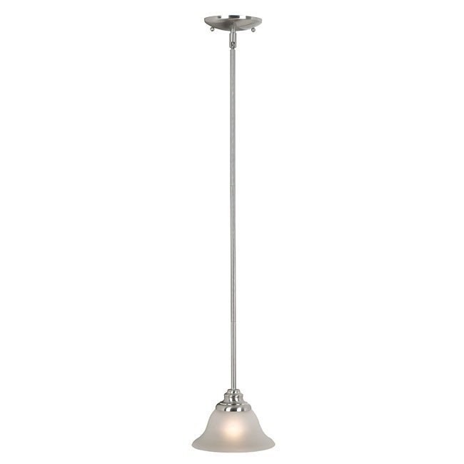 Welles Mini Pendant (Brushed Steel)