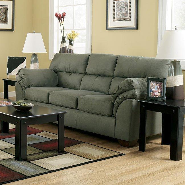 Jupiter - Sage Full Sofa Sleeper