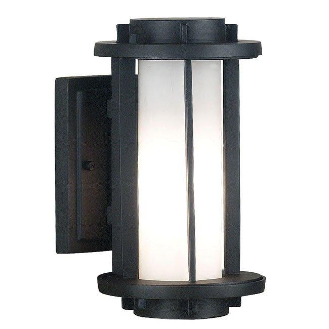 Lumi 1 LightSmall Wall Lantern (Espresso)