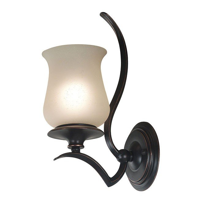 Bienville 1 Light Sconce (Bronze)