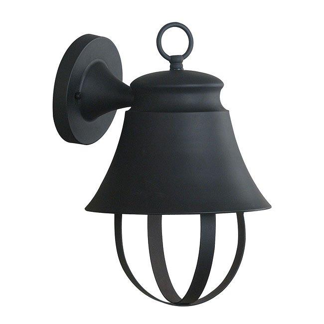 Claudine 1 Light Medium Lantern (Espresso)