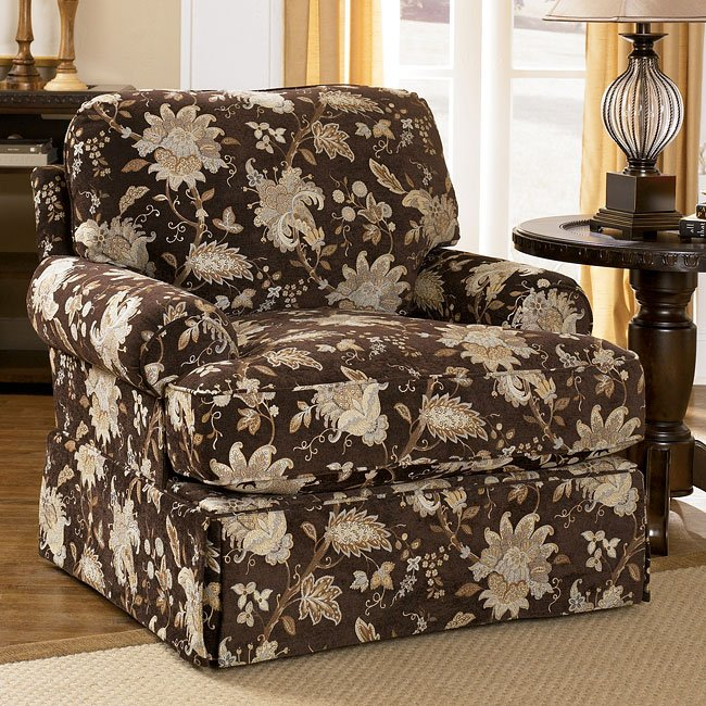 Porters Gate - Umber Accent Chair