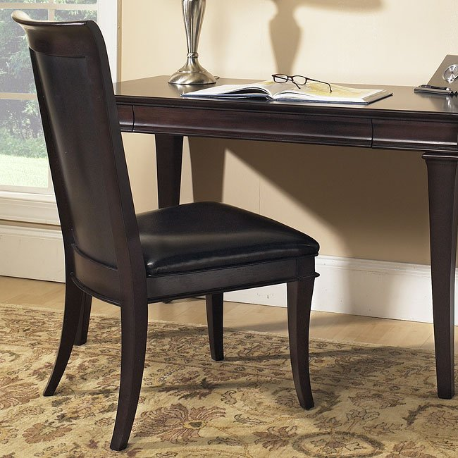 Kendall College Dining Room: Kendall Desk Chair Samuel Lawrence Furniture
