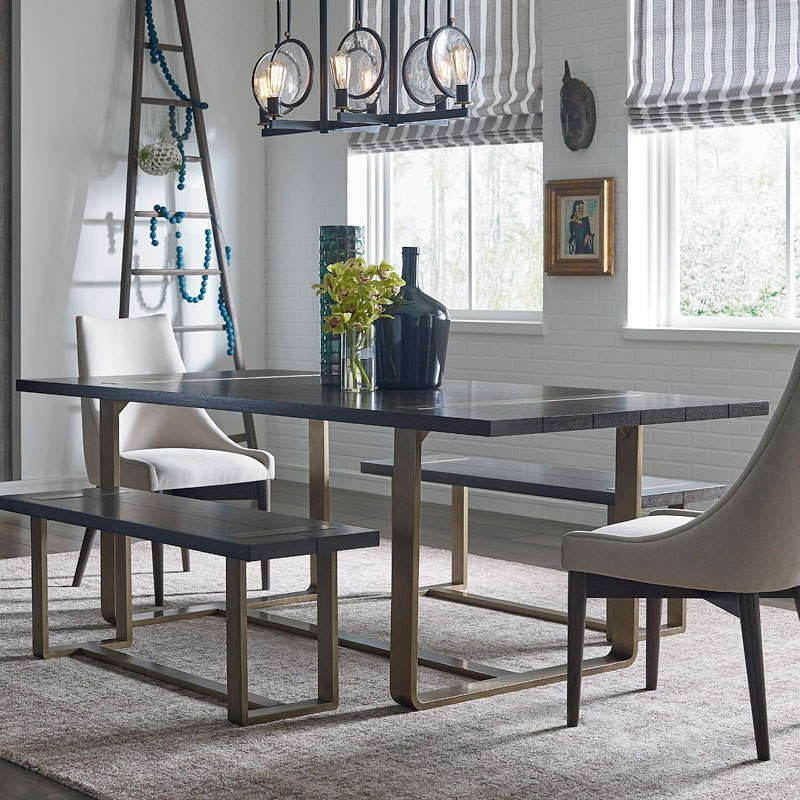 Dining Room Sets Austin Tx: Austin Metal Accent Dining Table Rachael Ray Home By