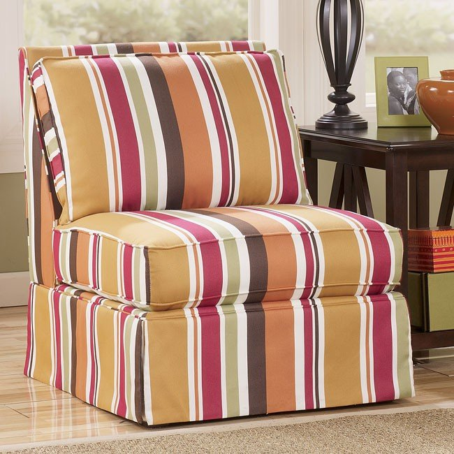 Chelsea - Chocolate Accent Chair