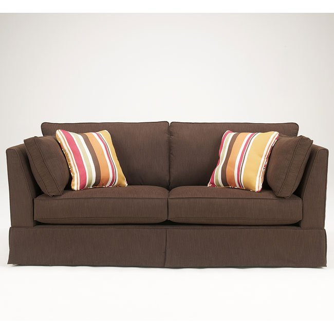 Chelsea - Chocolate Sofa