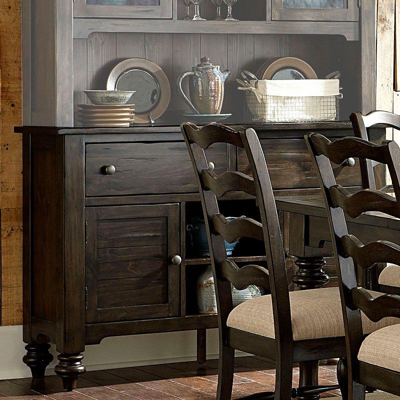 Patio Furniture Southern New Jersey: Southern Pines I Buffet Liberty Furniture