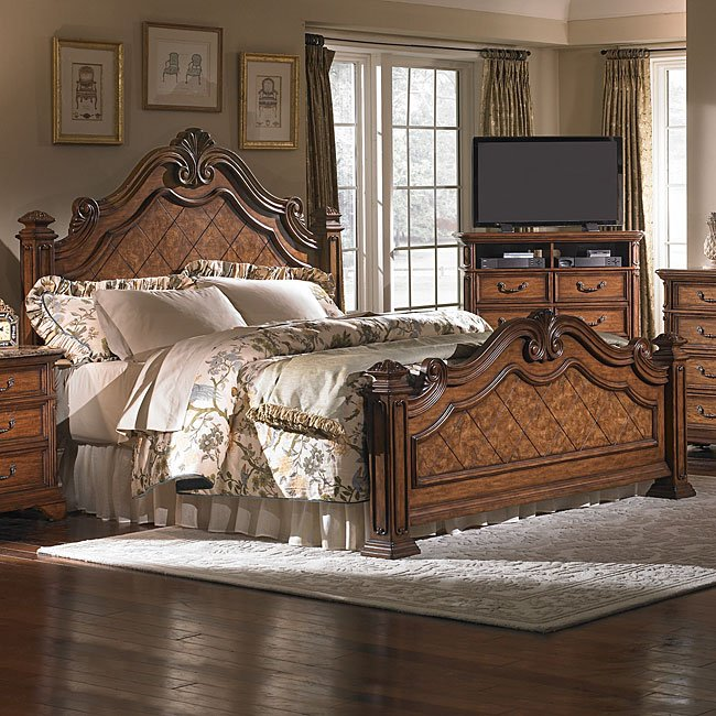 Camden Bedroom Set Samuel Lawrence Furniture | Furniture Cart
