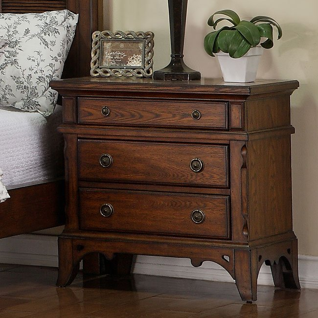 Sherwood Oak Nightstand