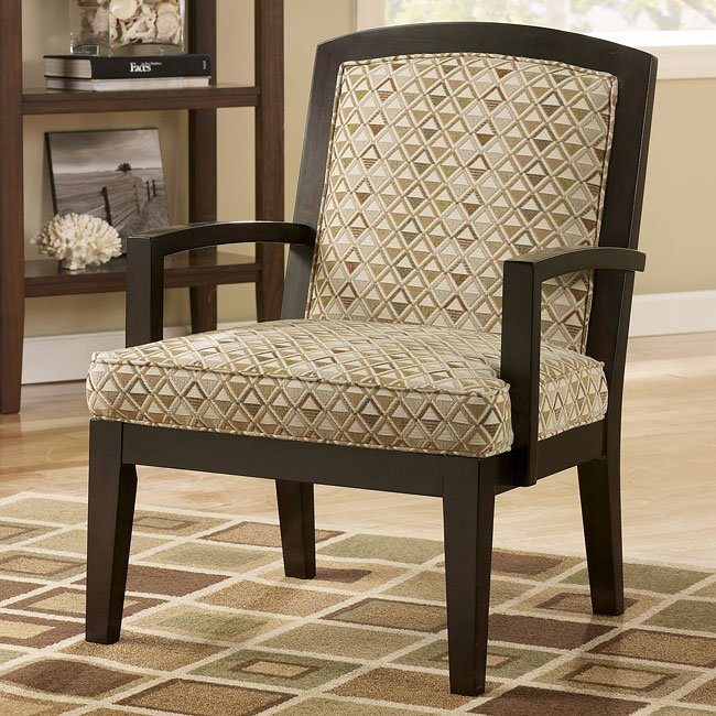 Encore - Grain Showood Accent Chair
