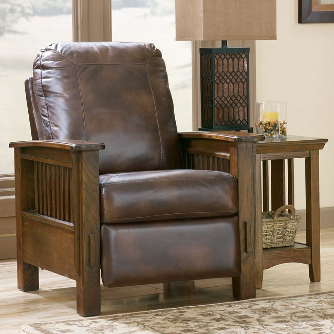Wilkins - Canyon High Leg Recliner