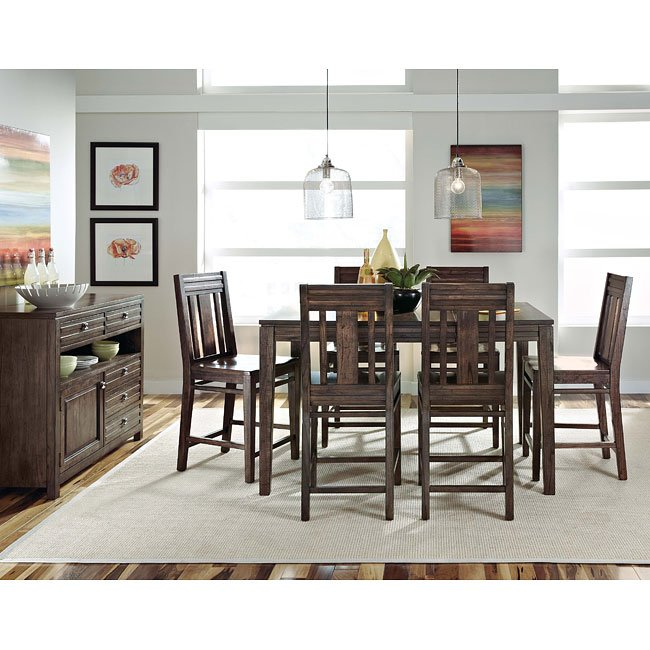 Kincaid Dining Room Set: Montreat Counter Height Dining Room Set Kincaid Furniture