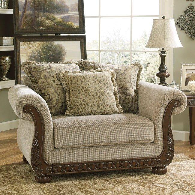 Gracie-Anne Barley Chair and a Half