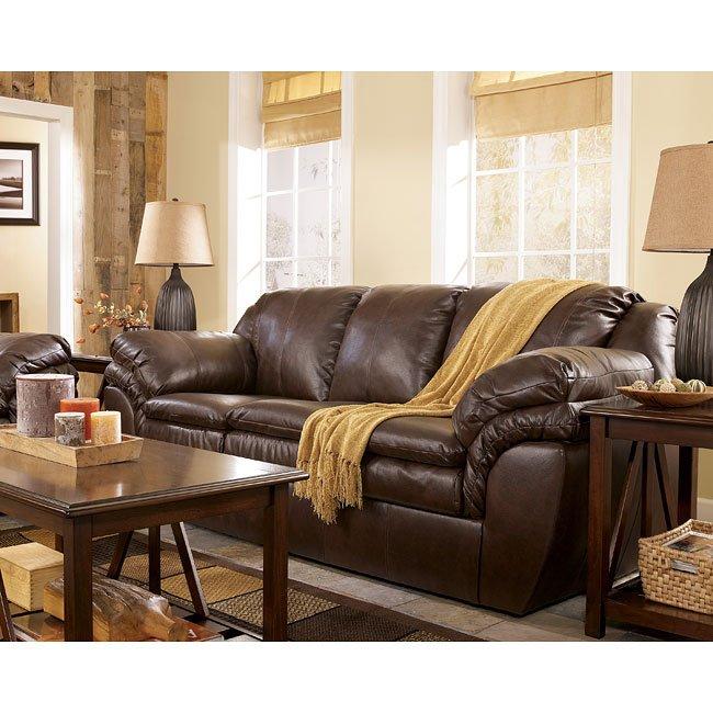 Ashley Furniture San Francisco: San Lucas - Harness Sofa Signature Design