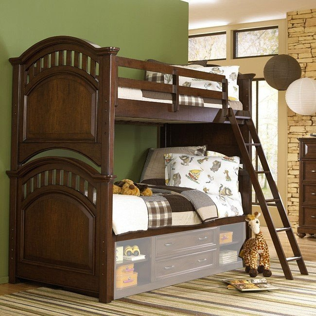 Expedition Twin over Twin Bunk Bed