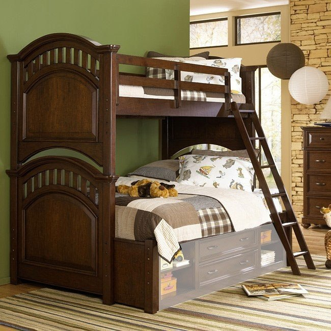 Expedition Twin over Full Bunk Bed