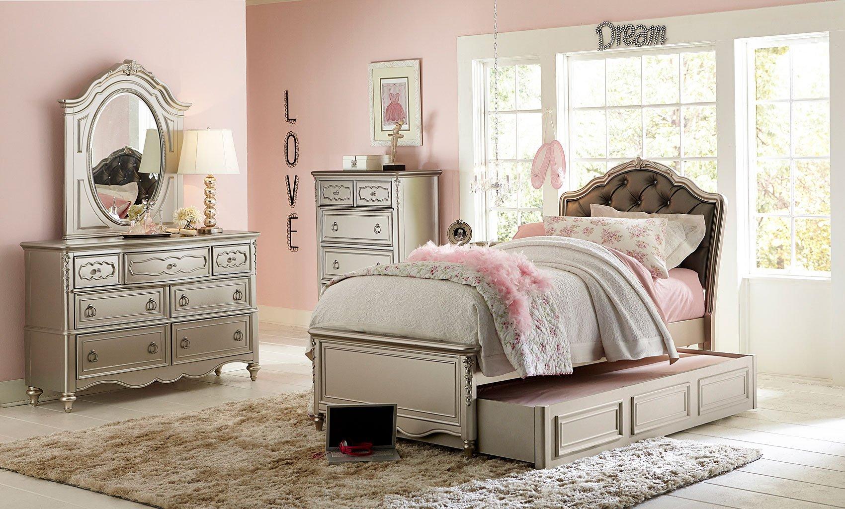 Sterlin Panel Bedroom Set Samuel Lawrence Furniture 1