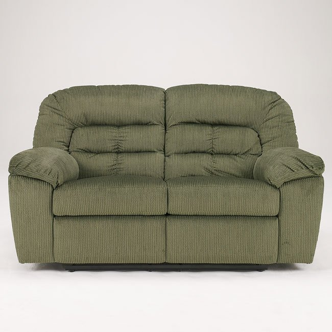 Comfort Zone - Sage Reclining Loveseat