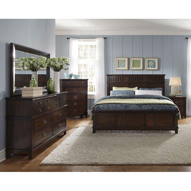 Sonoma Panel Bedroom Set