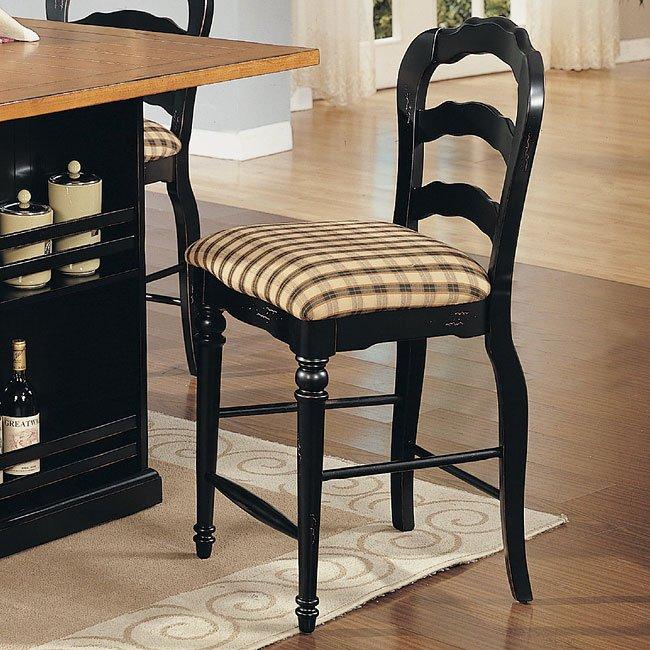 Blackford 24 Counter Stool Set Of 2 Cramco Furniture Cart
