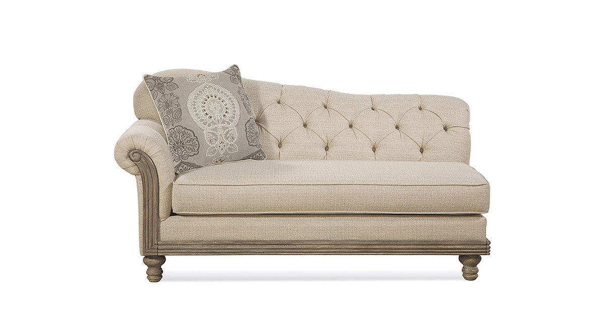 8725 Series New Siam Parchment Living Room Set Hughes