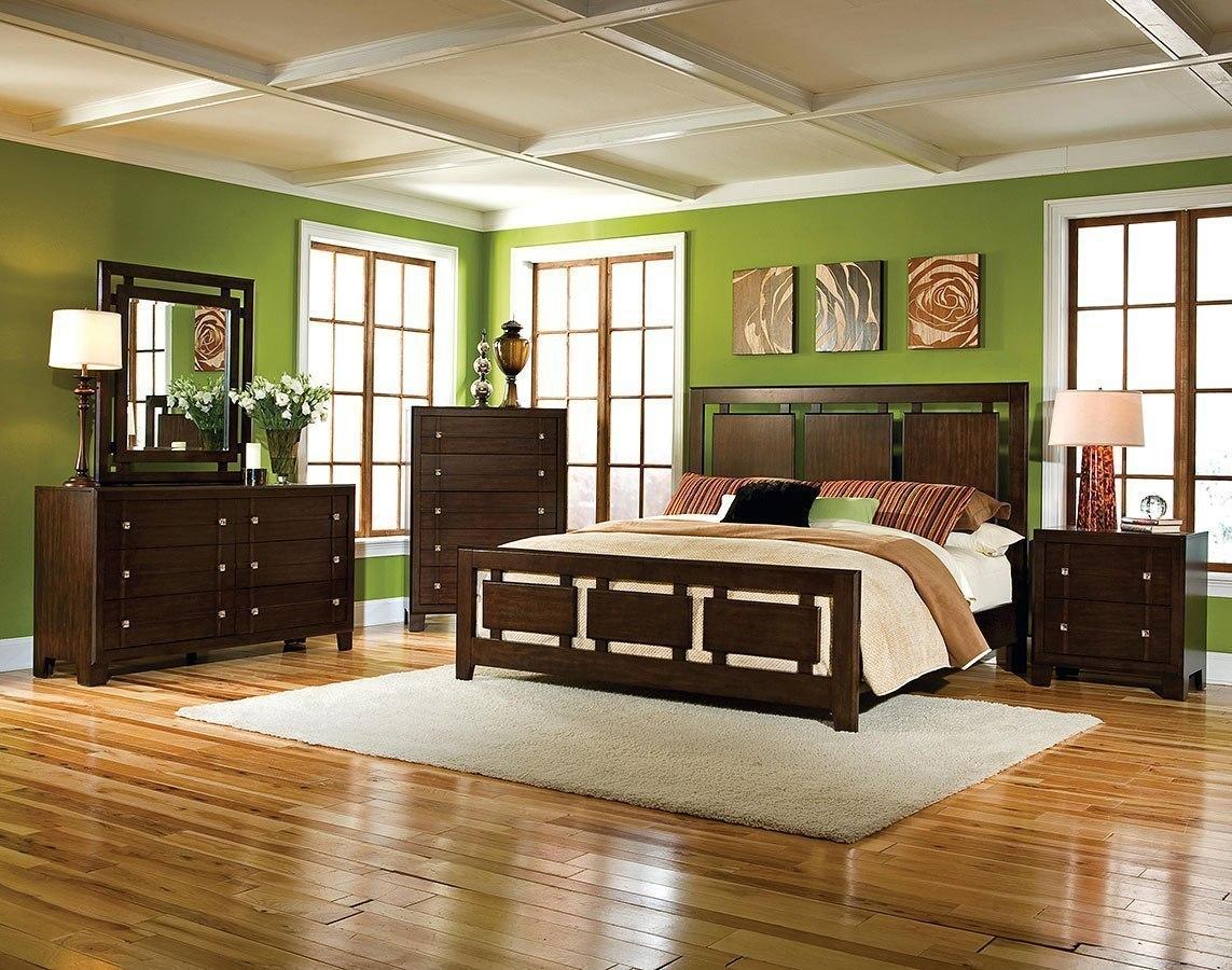 Tucson Panel Bedroom Set Standard Furniture