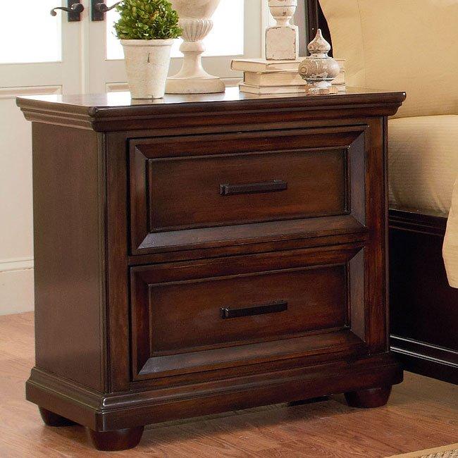 Furniture By Catalog: Vineyard Storage Bedroom Set Standard Furniture