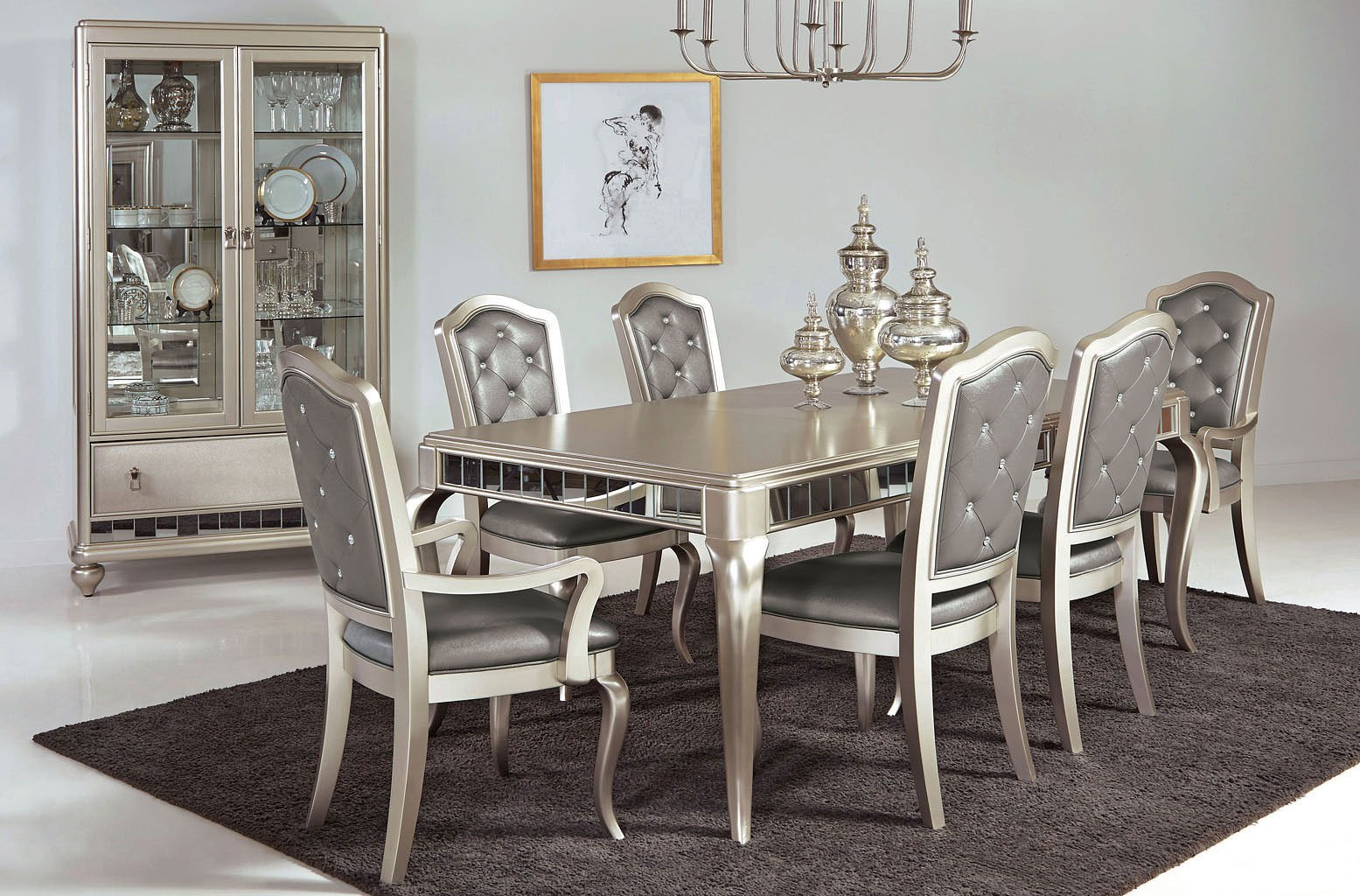 Dining Room Sets Gray