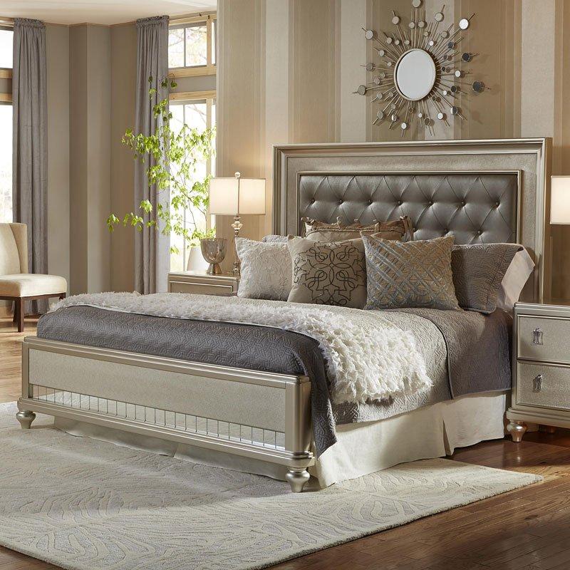 Diva Panel Bed