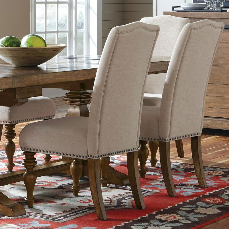 American Attitude Upholstered Side Chair (Set of 2)