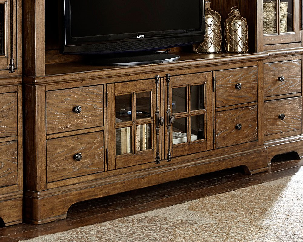 American Attitude Entertainment Console