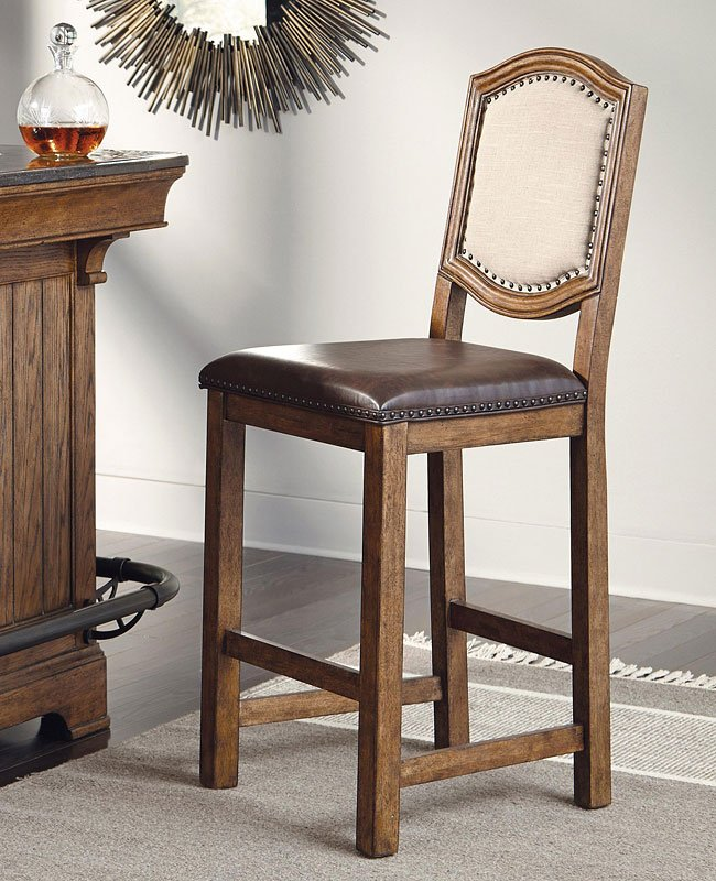 American Attitude Bar Stool (Set of 2)