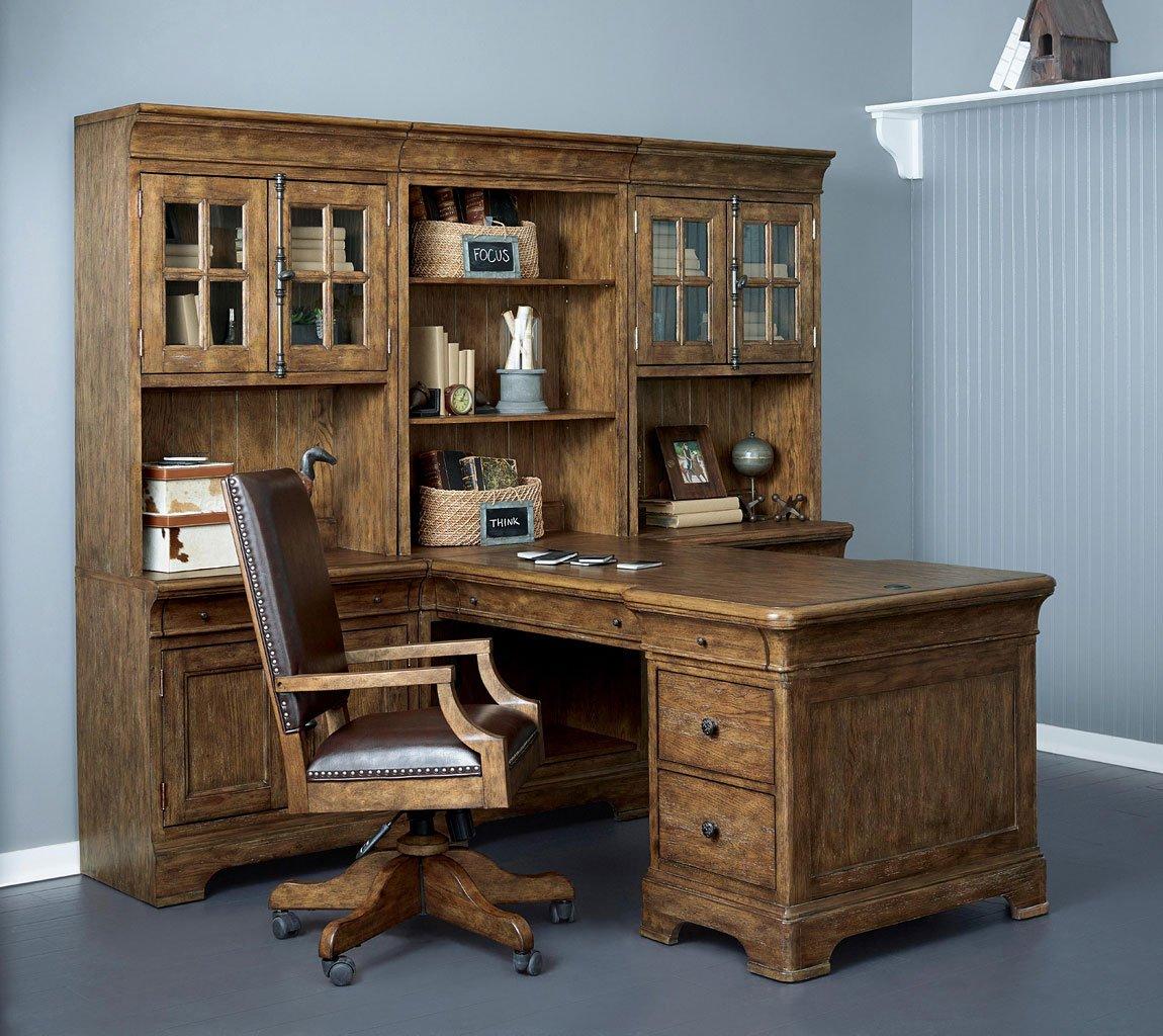 American Attitude 7-Piece Home Office Suite Samuel ...