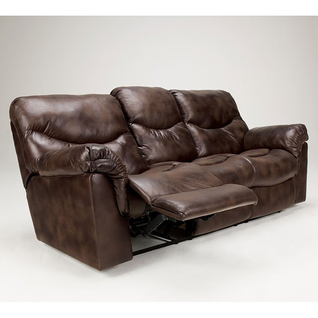 Canyon Reclining Sofa Signature Design By