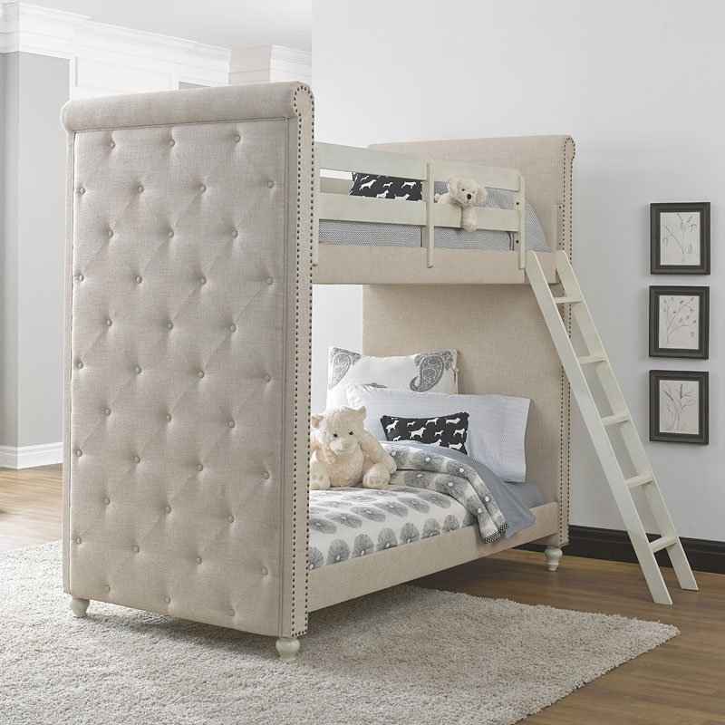 Madison Twin Over Twin Bunk Bed Samuel Lawrence Furniture