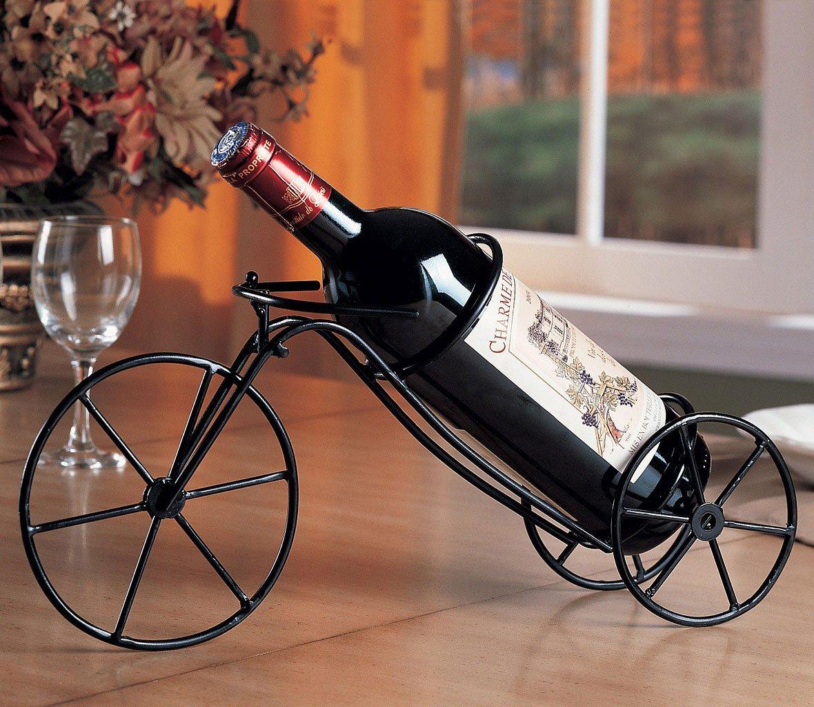 Bicycle Wine Holder