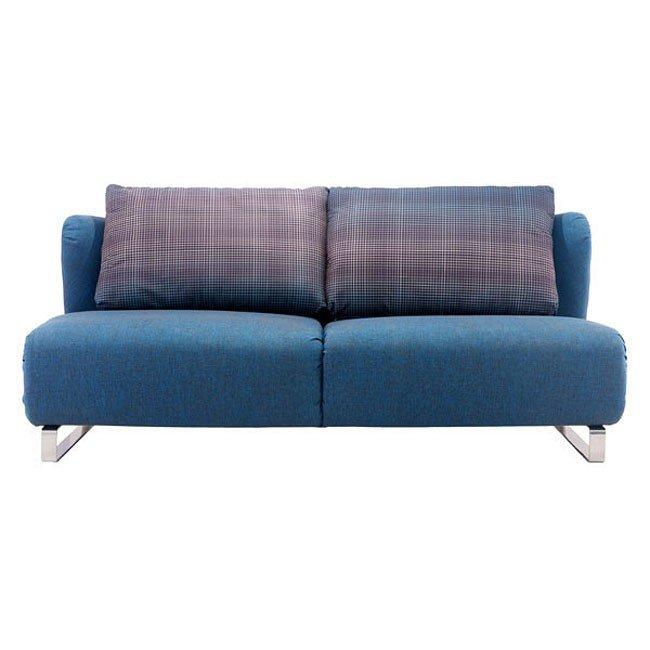 Remarkable Conic Sleeper Sofa Cowboy Blue And Shadow Grid Camellatalisay Diy Chair Ideas Camellatalisaycom