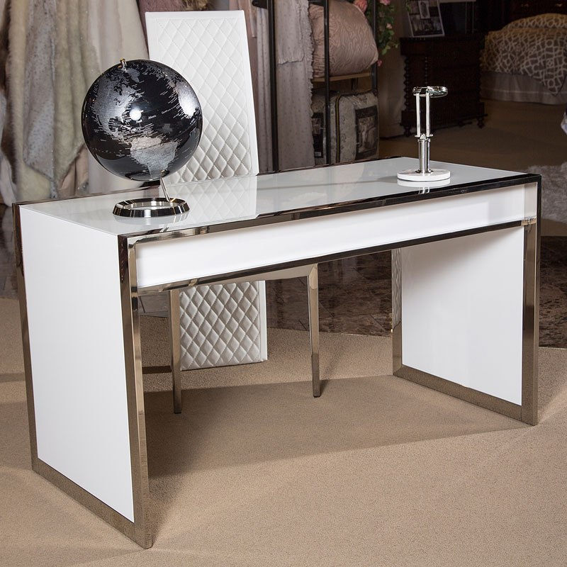 State St Writing Desk Aico Furniture Furniture Cart