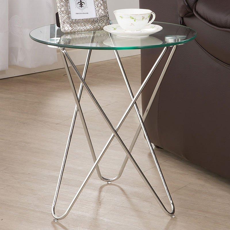 Accent Table W/ Unique Metal Frame Coaster Furniture