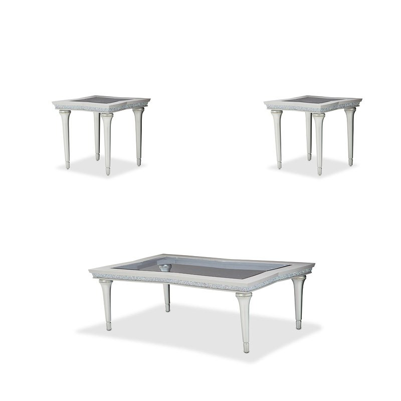 Melrose Plaza Occasional Table Set