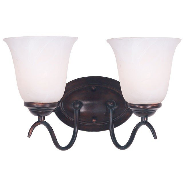 Medusa 2 Light Vanity (Bronze)