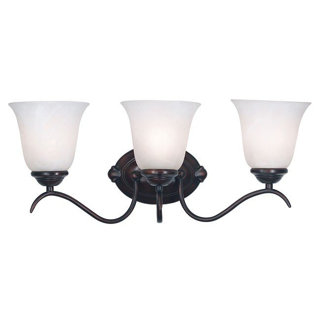 Medusa 3 Light Vanity (Bronze)